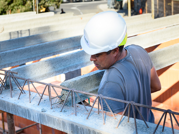 plancher toiture terrasse b ton plancher pr fabriqu. Black Bedroom Furniture Sets. Home Design Ideas