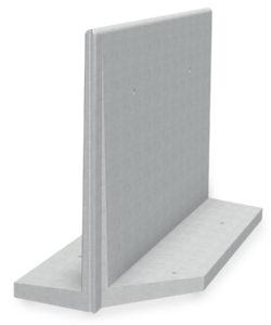 Murs en L série AS
