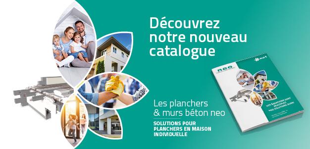 Catalogue produits Neo